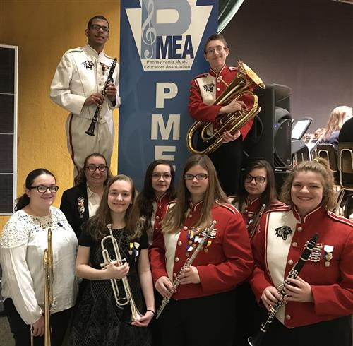 PMEA Region IV Band