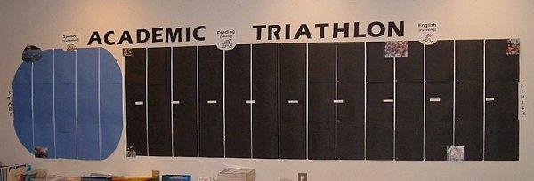Triathlon Board