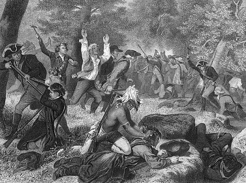 Massacre at Wyoming