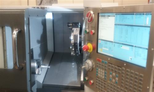 Hass Lathe