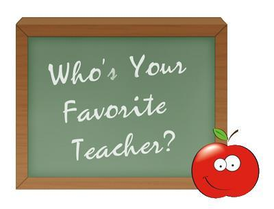 who is your favorite teacher essay Teens answer the question, who is your hero your story button to upload your essay teachers: had a creative introduction about a favorite teacher.